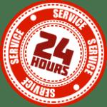 24-hr sticker