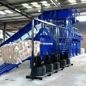 Fully Auto Balers