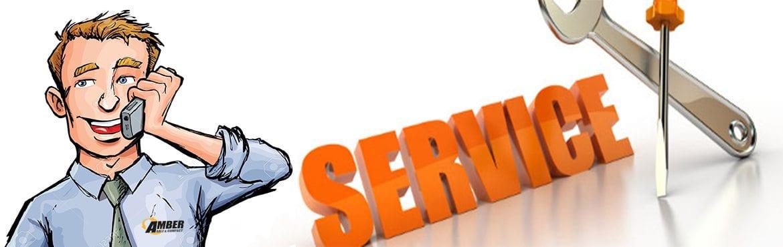 Amber service