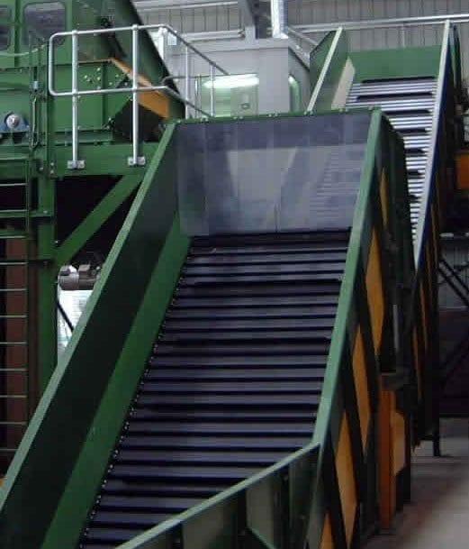 steel belt conveyor.