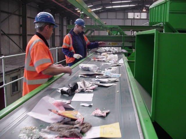 Rubber Belt Conveyors